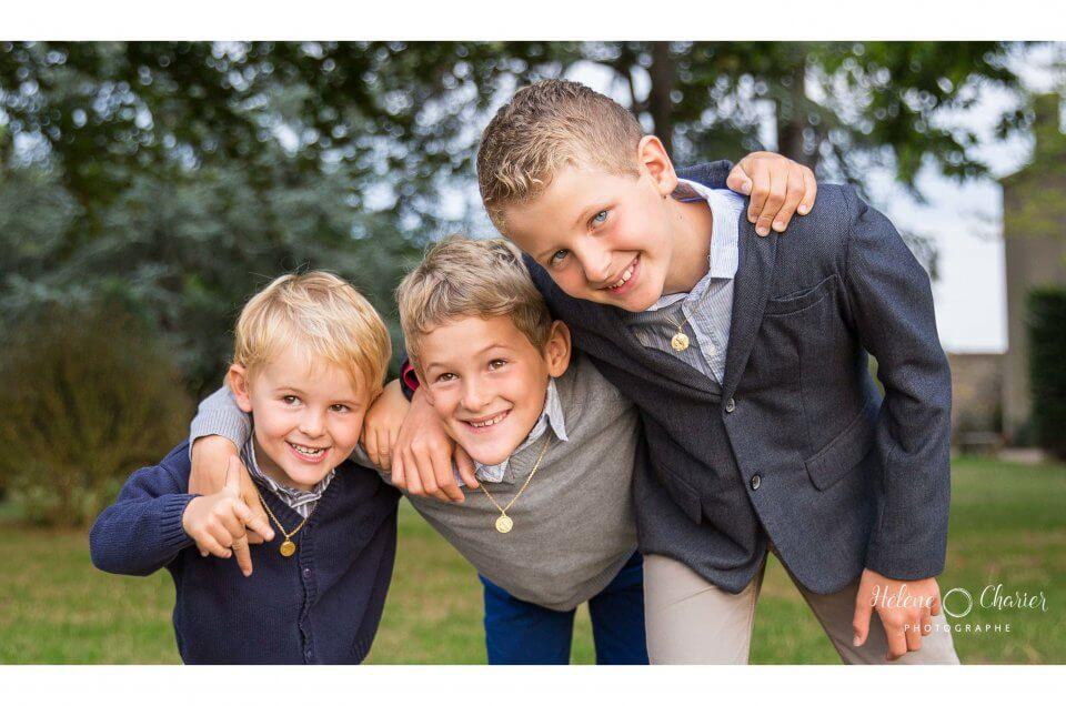 Séance famille – mes petits nantais