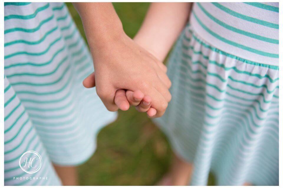 Séance famille – Emma & Anaïs